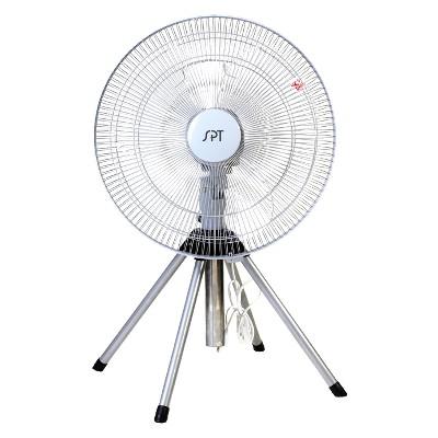 """Sunpentown 18"""" 10958219 Industrial Grade Heavy Duty Fan Oscillating"""