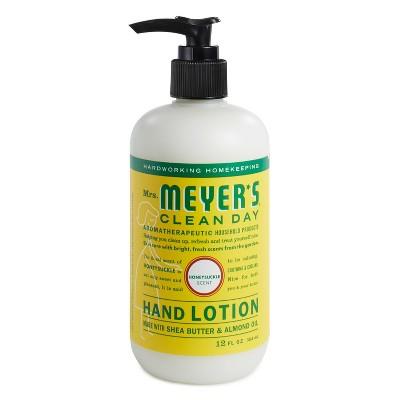 Mrs. Meyer's Honeysuckle Liquid Hand Soap - 12 fl oz