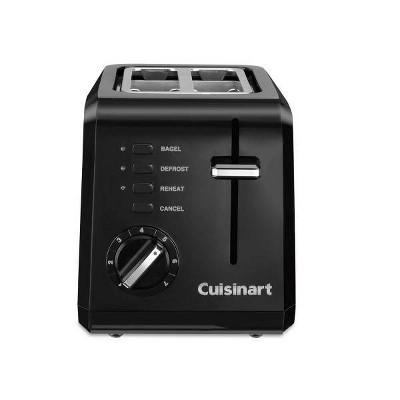 Cuisinart 2 Slice Toaster - Black - CPT-122BK