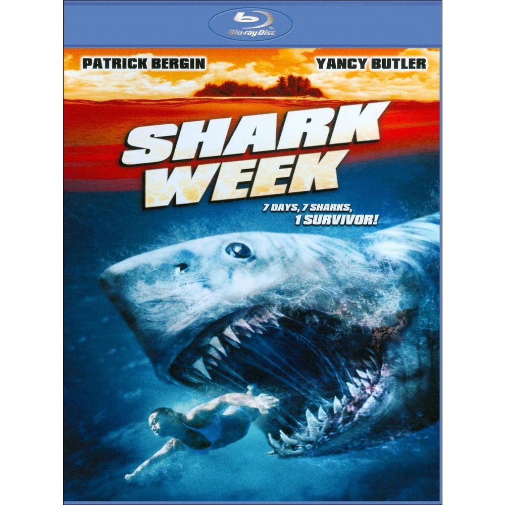Shark Week (Blu-ray), Movies