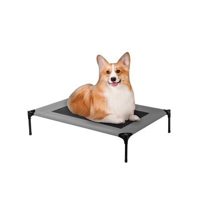 SolarTec Cot Dog Bed - M - Gray