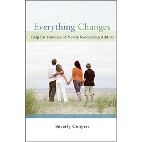 Everything Changes - by  Beverly Conyers (Paperback) - image 1 of 1