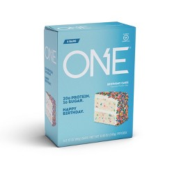 ONE Protein Bar - Birthday Cake - 4ct