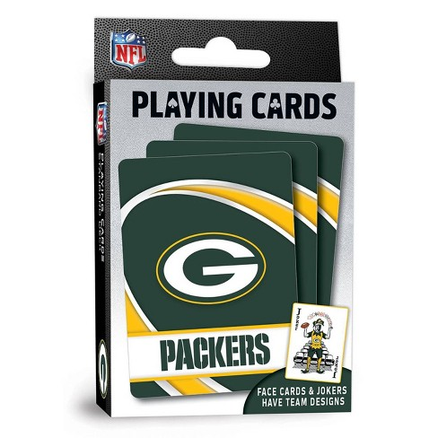 NFL Green Bay Packers Playing Cards - image 1 of 4