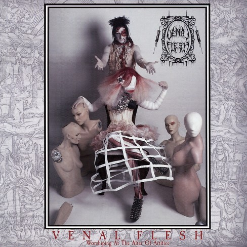 Venal flesh - Worshiping at the altar of artifice (CD) - image 1 of 1