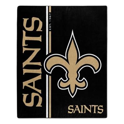 NFL New Orleans Saints Throw Blankets