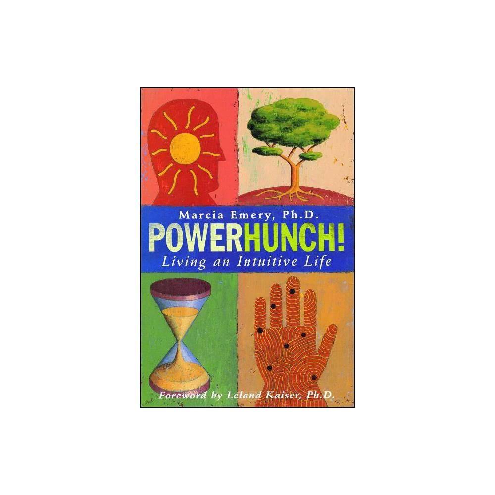 Powerhunch By Marcia Emery Paperback