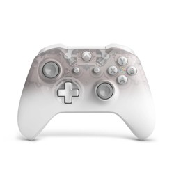Xbox One Wireless Controller - Phantom White