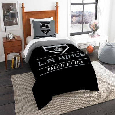 NHL Northwest Draft Twin Comforter Set