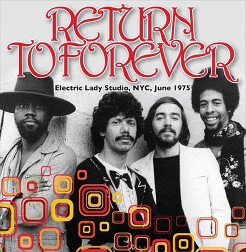 Return To Forever - Electric Lady Studio Nyc June 1975 (Vinyl) - image 1 of 1
