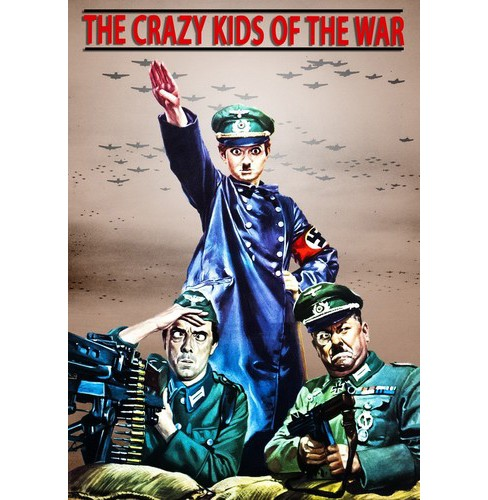 Crazy kids of the war (DVD) - image 1 of 1