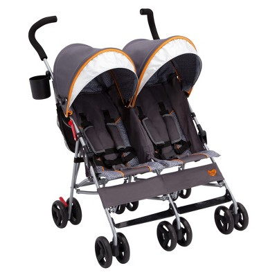 Delta Children Side by Side Umbrella Stroller - Maze