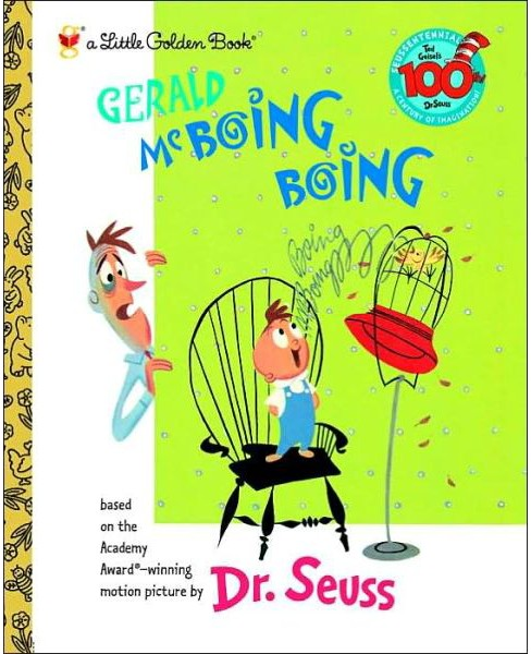 Gerald McBoing Boing (Hardcover) (Dr. Seuss) - image 1 of 1