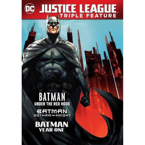 Batman Triple Feature (DVD) - image 1 of 1