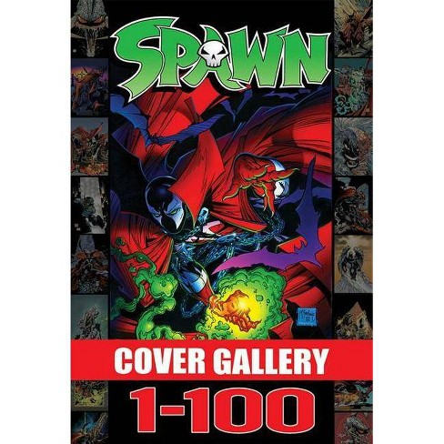 Spawn Cover Gallery Volume 1 - by  Various (Hardcover) - image 1 of 1