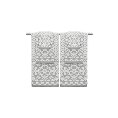 6pc Emma Bath Towel Set - CARO HOME