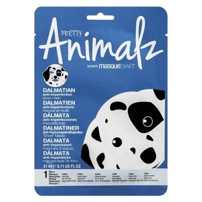 Masque Bar Pretty Animalz Dalmatian Sheet Mask - 0.71 fl oz