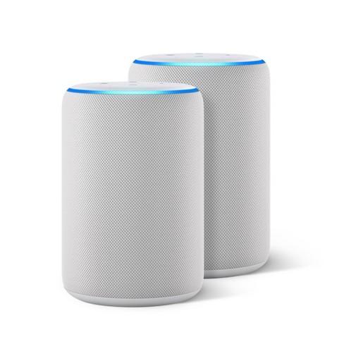 Amazon Echo (3rd Gen) Sandstone - 2 Pack - image 1 of 1