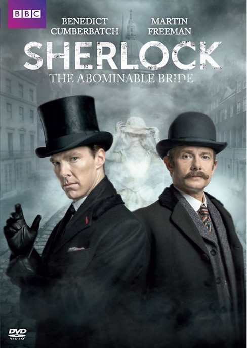 Sherlock: The Abominable Bride (DVD) - image 1 of 1