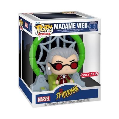 Funko POP! Marvel: Animated Spider-Man - Madame Web (Target Exclusive)