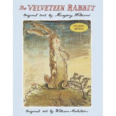 The Velveteen Rabbit - by  Margery Williams (Hardcover) - image 1 of 1