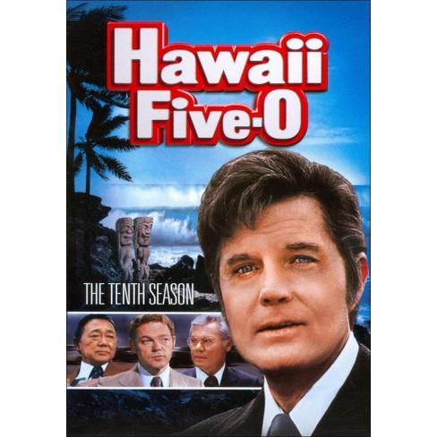 Hawaii Five-O: The Tenth Season [6 Discs] - image 1 of 1