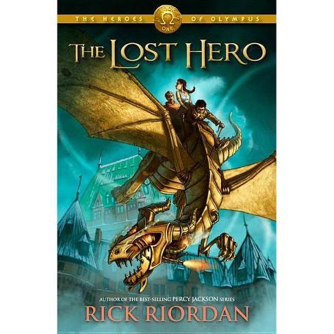 The Lost Hero ( Heroes of Olympus) (Hardcover) by Rick Riordan - image 1 of 1