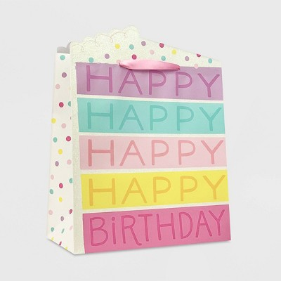 Cake Piece Medium Gift Bag - Spritz™