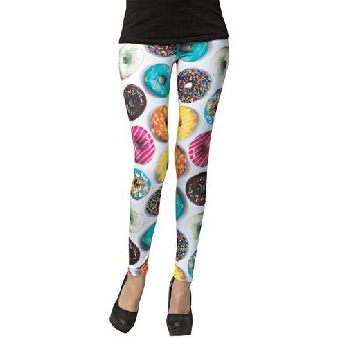 Rasta Imposta Donut Leggings Adult Costume Accessory - image 1 of 1