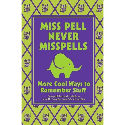 Miss Pell Never Misspells - by  Steve Martin (Hardcover) - image 1 of 1