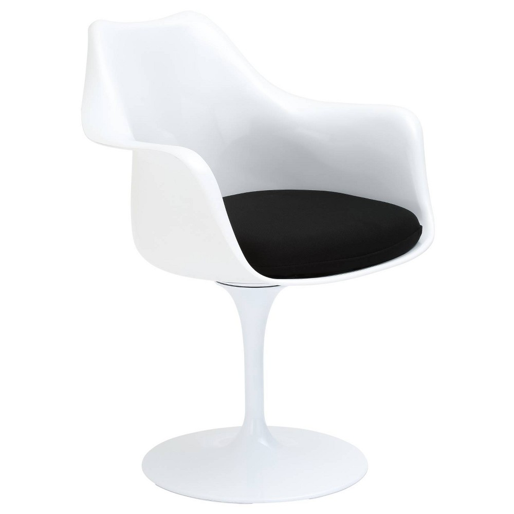 Image of Deeandra Contemporary Arm Chair Black - Edgemod