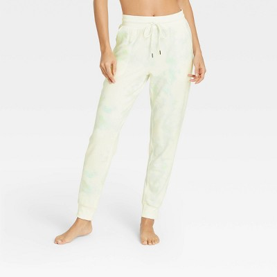 Women's Tie-Dye Soft Fleece Lounge Jogger Pants - Stars Above™