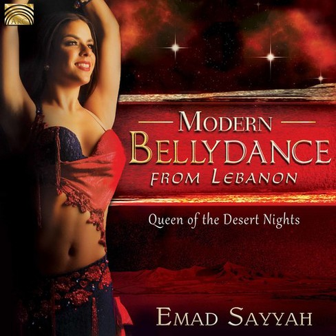 Emad Sayyah - Modern Bellydance From Lebanon (Queen (CD) - image 1 of 1