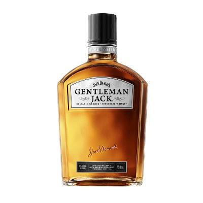 Jack Daniel's Gentleman Jack Rare Tennessee Whiskey - 750ml Bottle