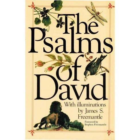 The Psalms of David - by  James S Freemantle (Hardcover) - image 1 of 1