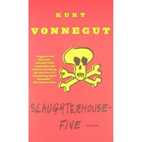Slaughterhouse-Five - (Modern Library 100 Best Novels) by  Kurt Vonnegut (Paperback) - image 1 of 1