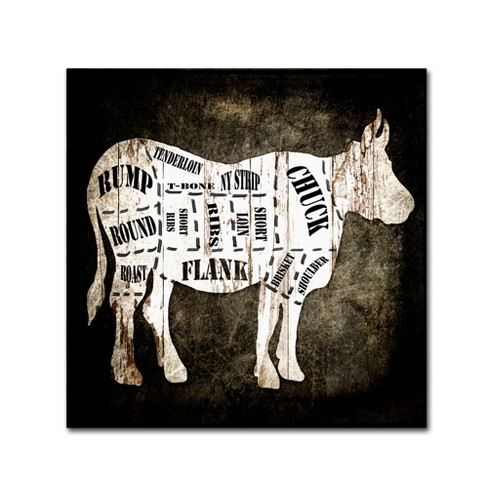 Butcher Shop II' by LightBoxJournal Ready to Hang Canvas Wall Art - image 1 of 3