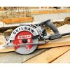 SKILSAW SPT77W-22 Worm Drive Circular Saw,D-Ring,14.2 lb. - image 3 of 3