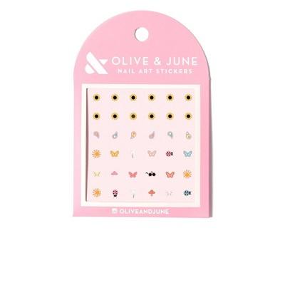 Olive & June Nail Art Kit - Feeling Groovy - 36ct