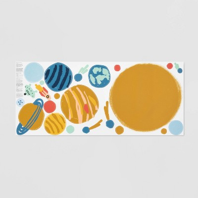 Solar System Wall Decal - Pillowfort™