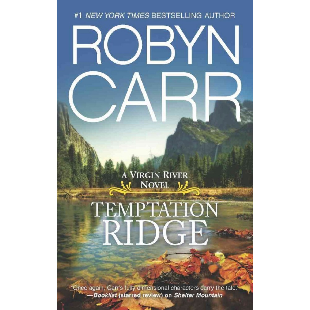 Temptation Ridge (Paperback) by Robyn Carr