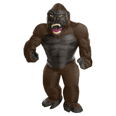 Adult King Kong Inflatable Costume - image 1 of 1
