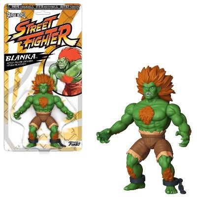 Funko Savage World Street Fighter Funko Vinyl Figure   Blanka Green