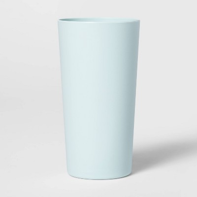 26oz Plastic Tall Tumbler Aqua - Room Essentials™
