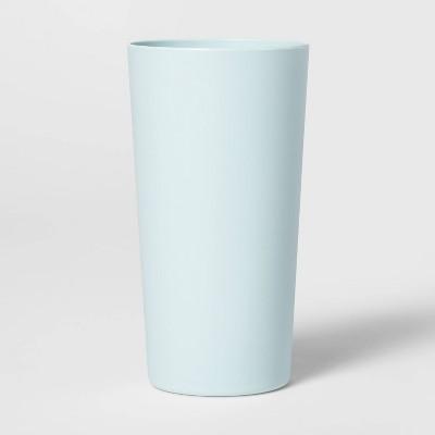 26oz Plastic Tall Tumbler Aqua - Room Essentials™