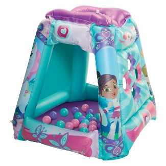 Nickelodeon Nella the Princess Knight Inflatable Playland Ball Pit