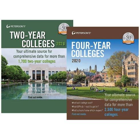 Undergraduate Guidance Set 2020 - (Paperback) - image 1 of 1