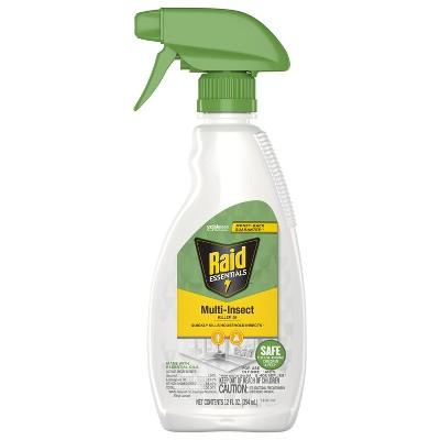 Raid Essentials Multi-Insect Killer 29 Trigger Spray - 12 oz