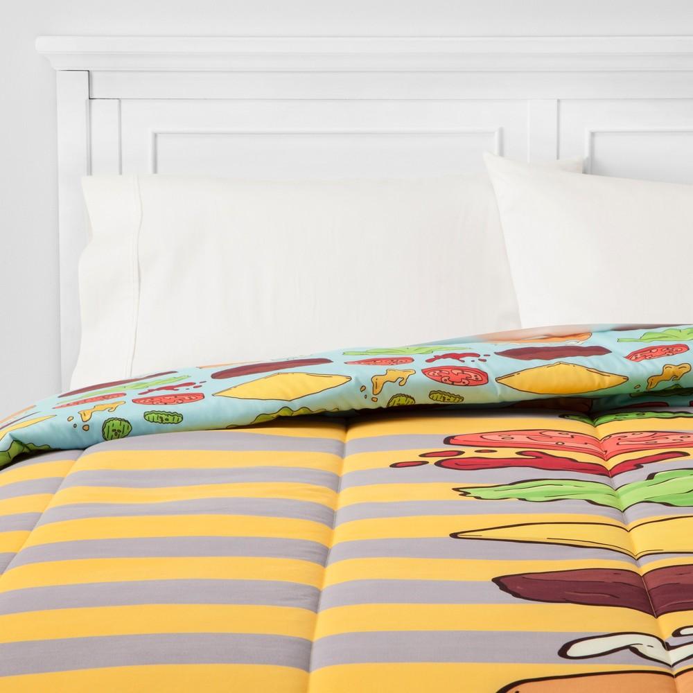 Image of Bob's Burgers Full/Queen Comforter
