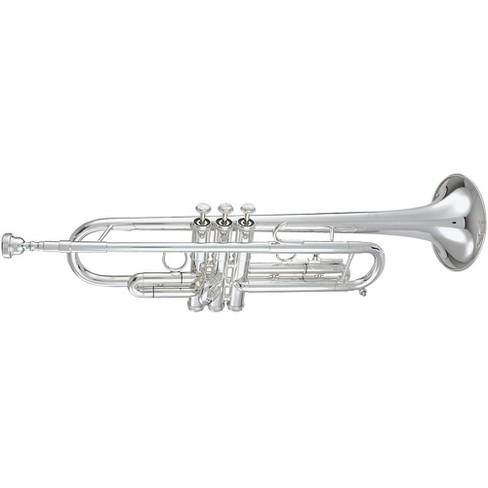 Getzen 590S-S Capri Series Bb Trumpet With 1st Valve Saddle - image 1 of 1